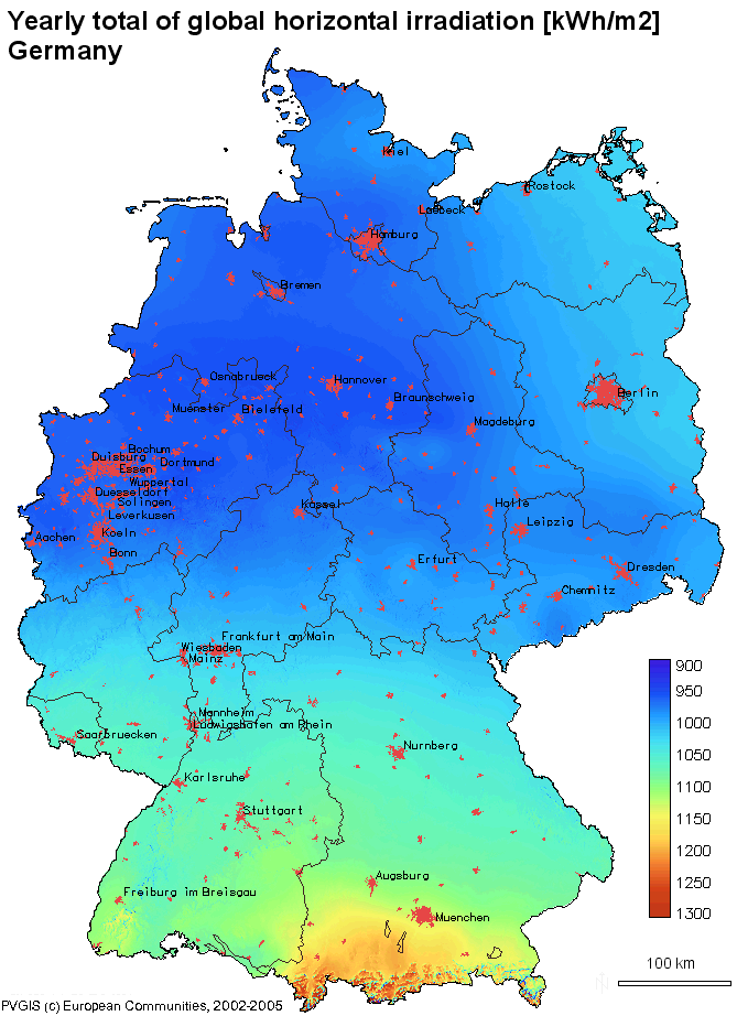 How Germany is Meeting its Renewable Energy Goal - Yarbography